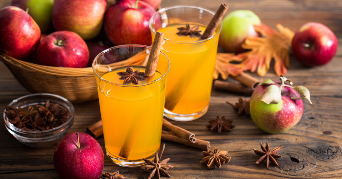 Michael's Holiday Spiked Cider